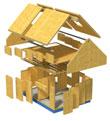 OSB struktura kuće